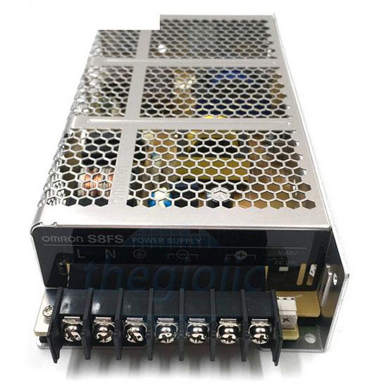 S8FS-C15024J Nguồn Xung 24V6.5A 150W