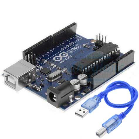Arduino Uno R3 - ATmega328