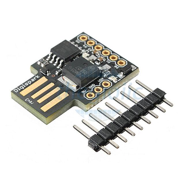 Arduino ATTiny85 USB