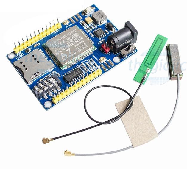 Module Sim A7 GSM GPRS GPS