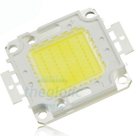 LED Trắng Lạnh 50W COB
