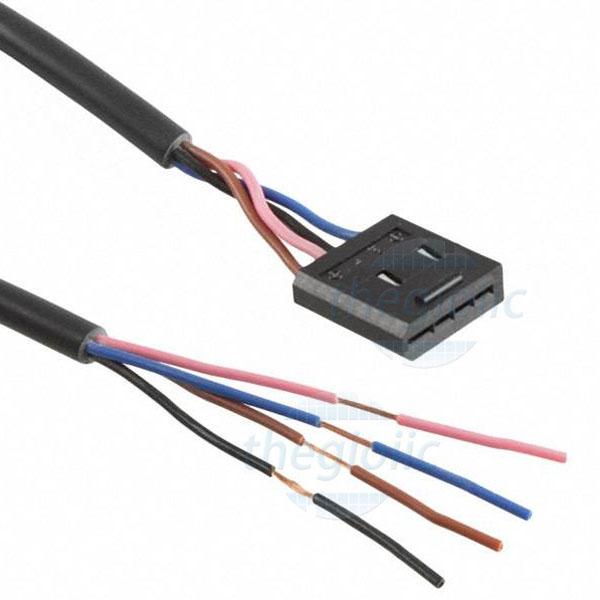 EE-1010 2M Connector Cảm Biến Quang