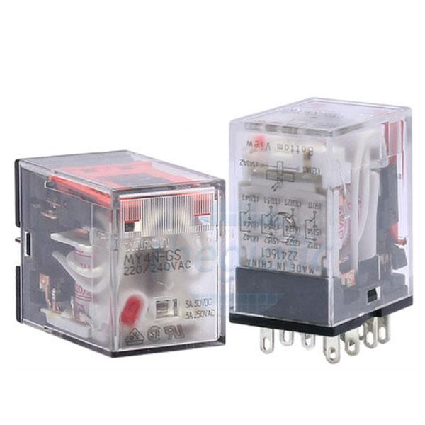 MY4N-GS-AC220 Relay 220VAC