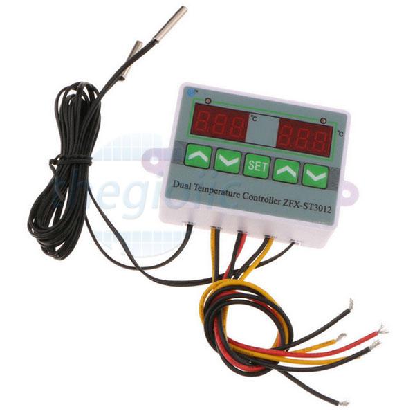 ST3012-220V Bộ Điều Khiển Nhiệt Độ 220VDC