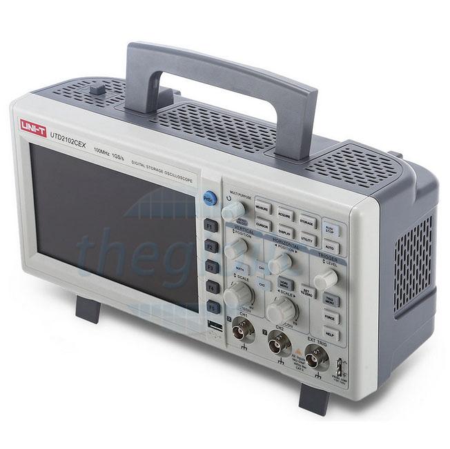 Máy Hiện Sóng 100Mhz UNIT UTD2102CEX