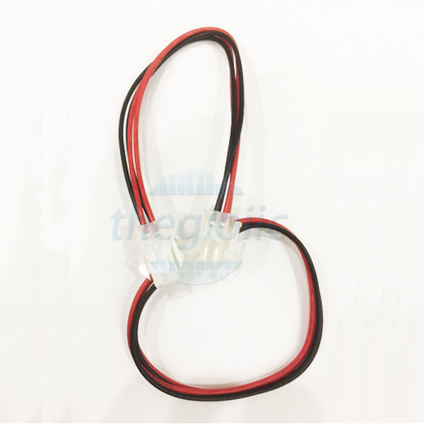 Dây 5557 4Pin 2 Đầu Đực-Cái 4.2mm Dài 10CM