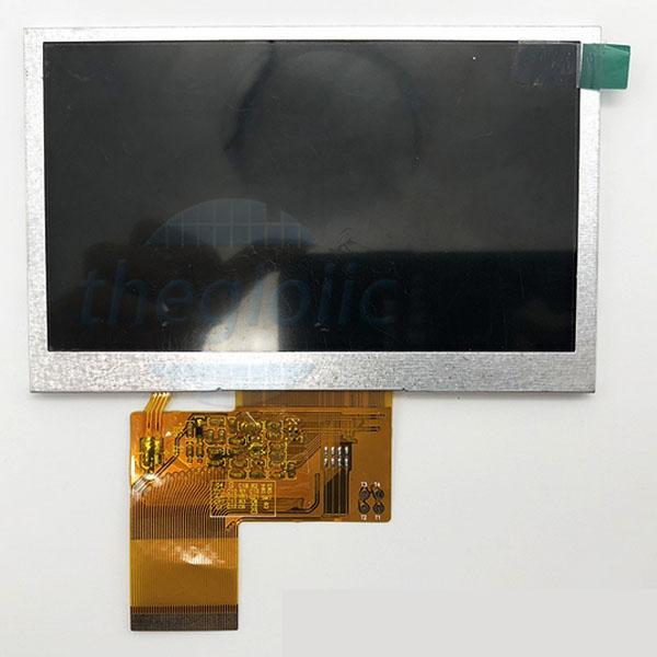 LCD 4.3inch TFT 480X272 OTA5180A