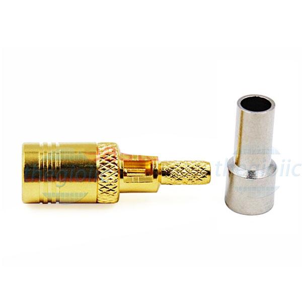 SMB-C-K-1.5 Đầu Connector RF Cái