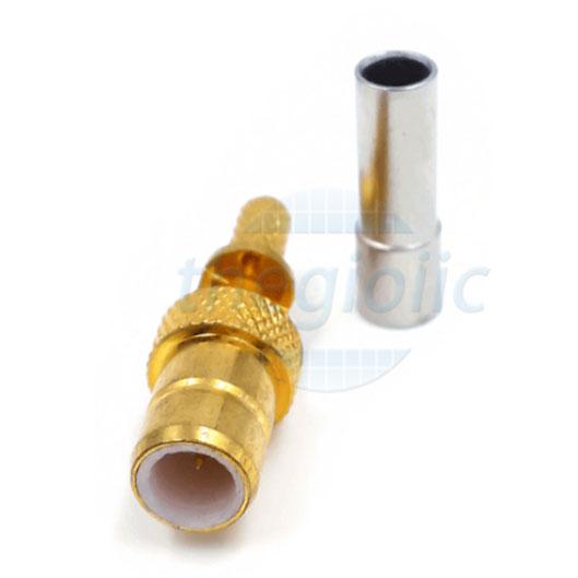SMB-C-J-1.5 Đầu Connector RF Đực