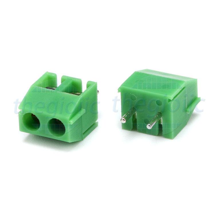 2P-KF396 Domino 2Pin 3.96