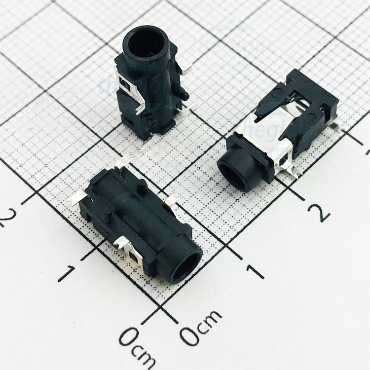 PJ-321A 3.5mm Audio Socket