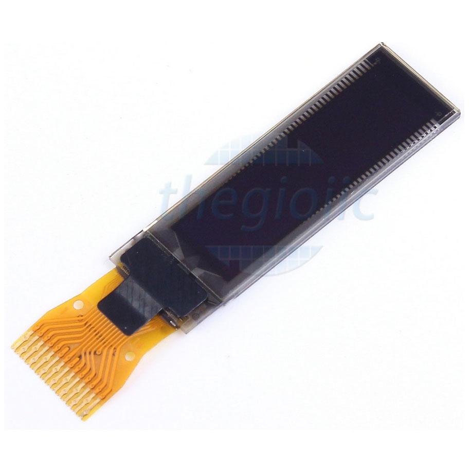 LCD OLED 0.86inch 128x32 SPI IIC 14Pin