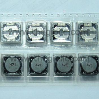 Cuộn Cảm 470UH RH127 SMD 12x12x7