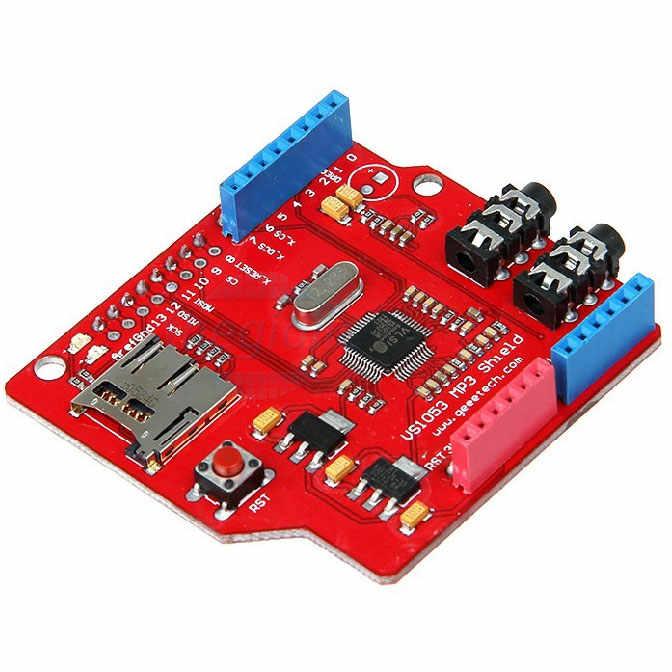 VS1053 MP3 Shield Cho Arduino Mega UNO