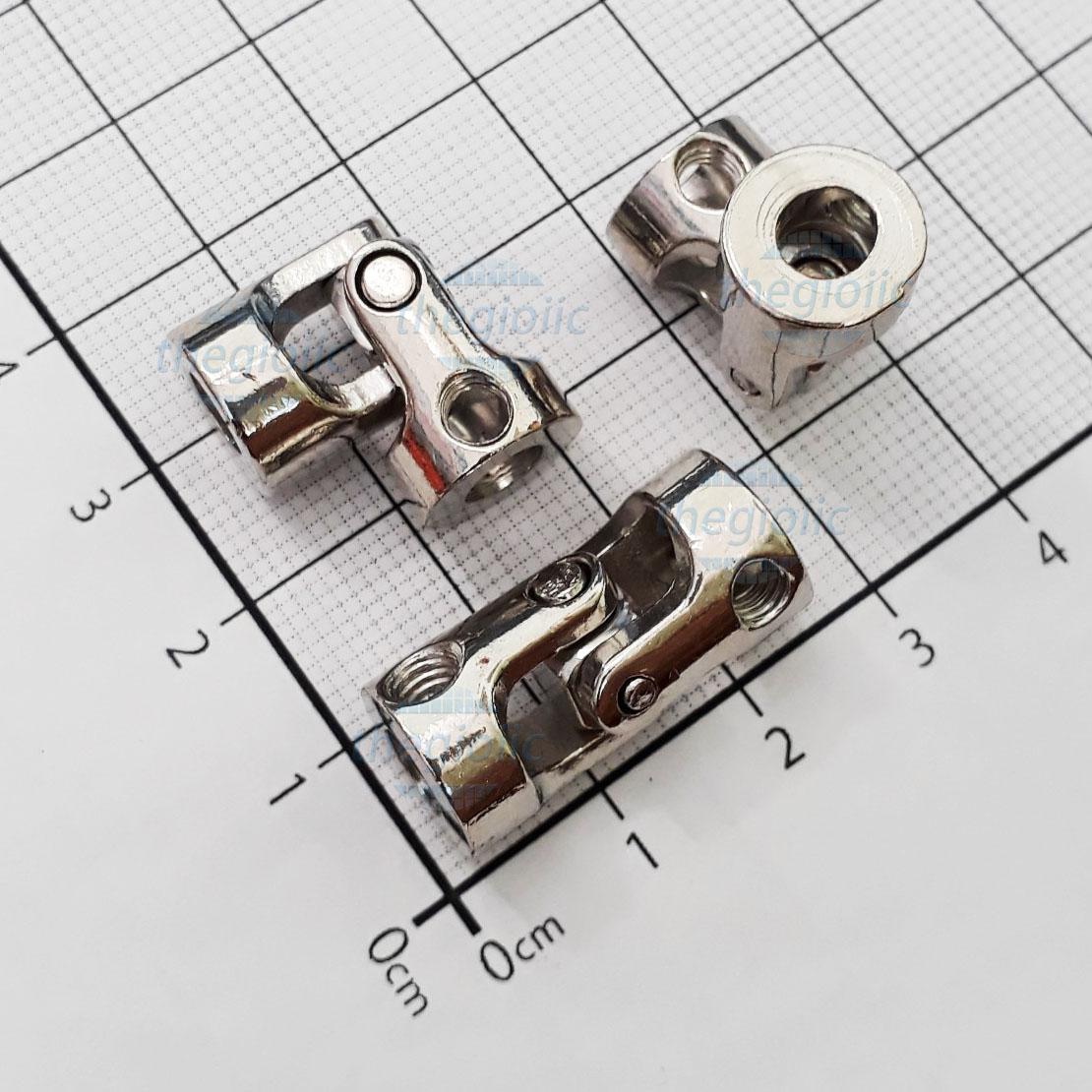 Khớp Nối Đa Năng D11L23 Trục 5x3mm