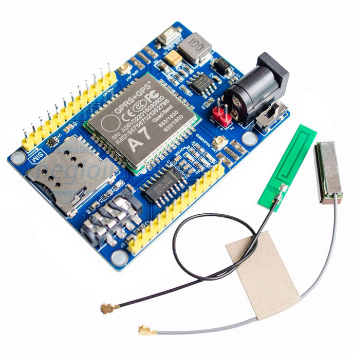 A7 GSM GPRS GPS Module