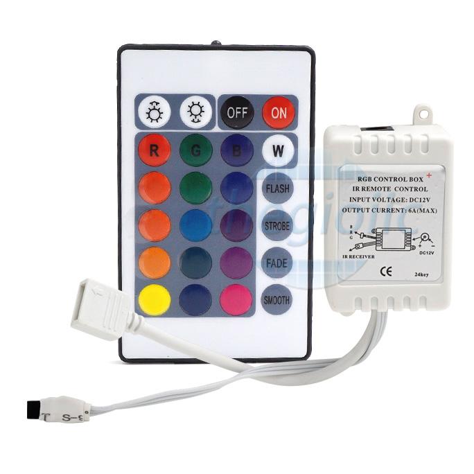 Bộ Điều Khiển LED Dây GRB 5050