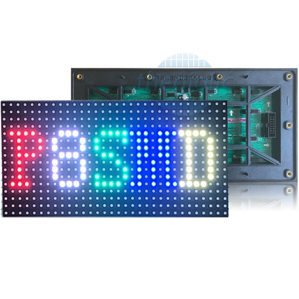 LED Ma Trận P8 Full Color Ngoài Trời 256x128