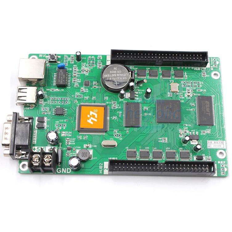 HD-E66 Card Điều Khiển LED Ma Trận
