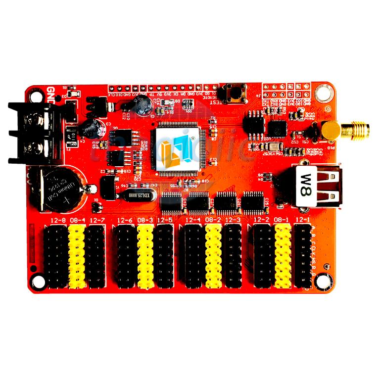 LC-W8C Card Điều Khiển LED Ma Trận