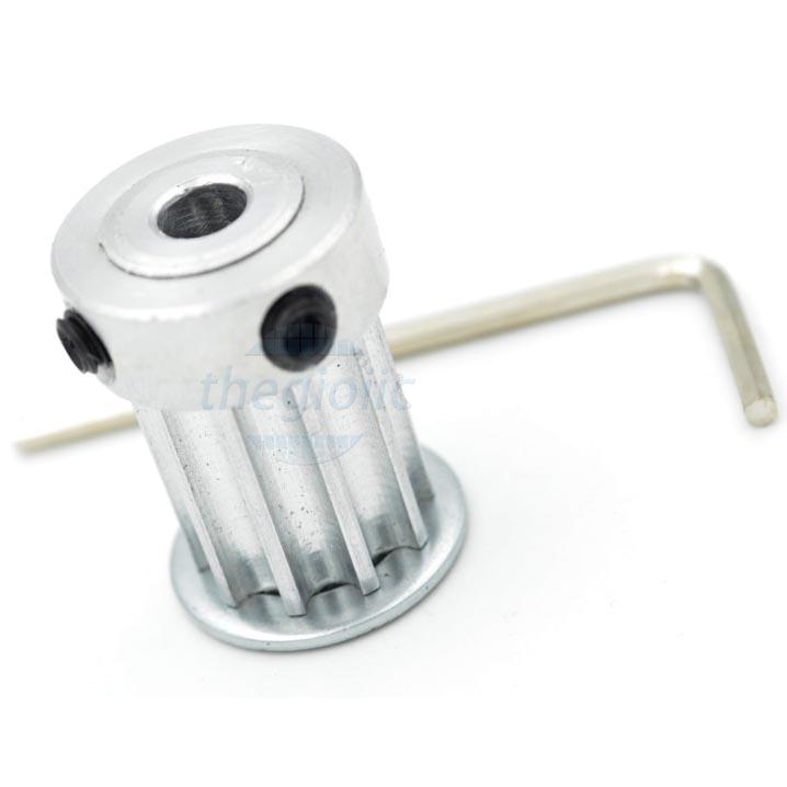 Bánh Răng 5M30-BF 30 Răng Rãnh 16 Bước 5mm