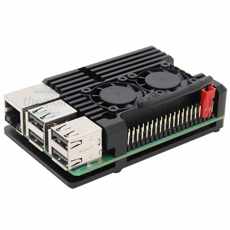 Hộp Nhôm Raspberry Pi3