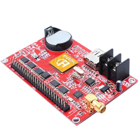 HD-W64 Card Điều Khiển LED P10