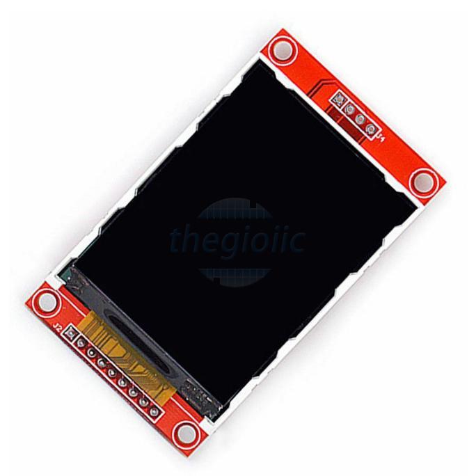 LCD TFT 2.2 Inch ILI9341 Giao Tiếp SPI