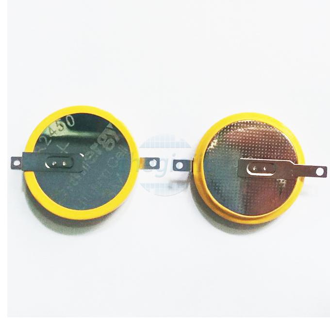 Pin CR2450 3V 2Pin