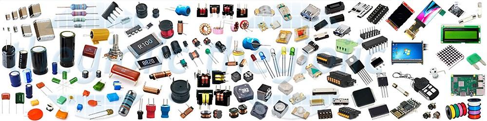 Phân phối và cung cấp linh kiện điện tử