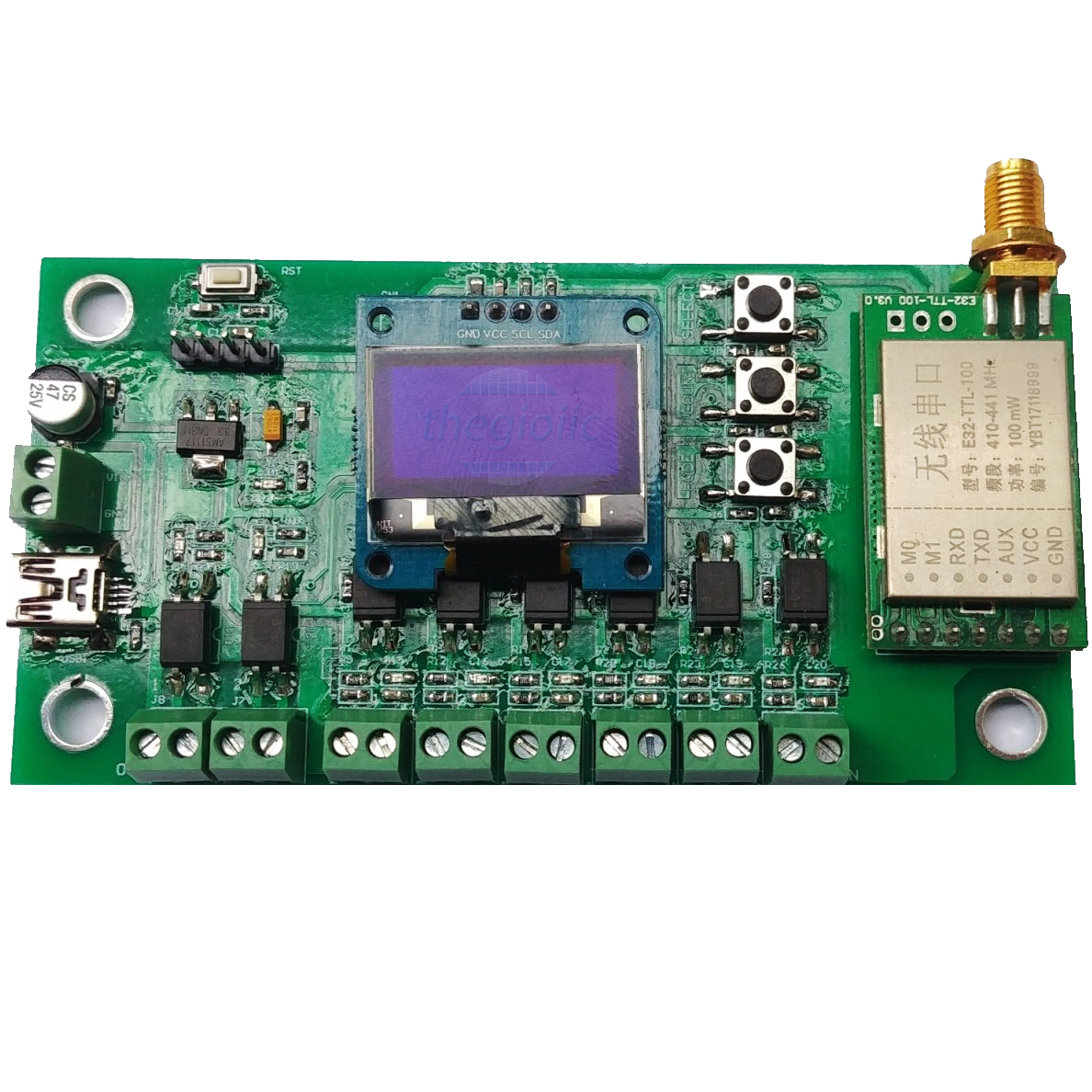 STM8S Kit Lora