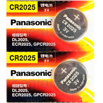 Pin CR2025 3V Panasonic