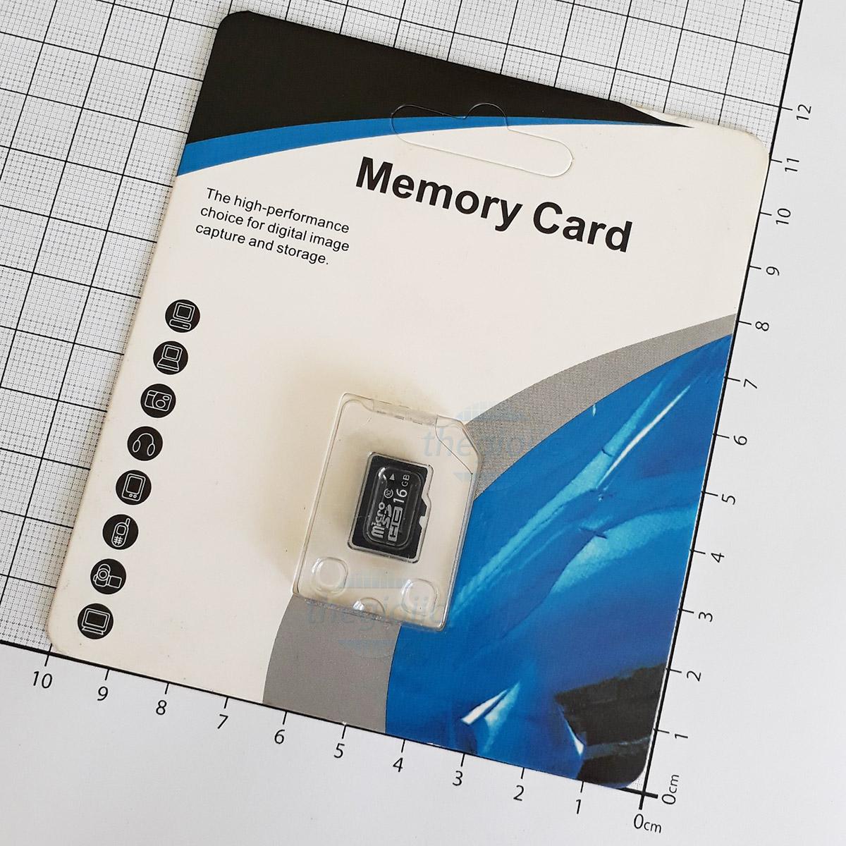 Thẻ nhớ Micro SDHC 16GB Class10