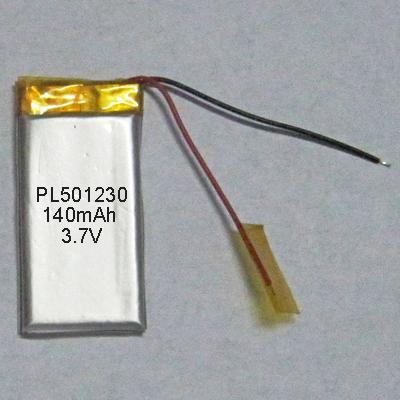 Pin Sạc Lipo 140mAh 3.7V