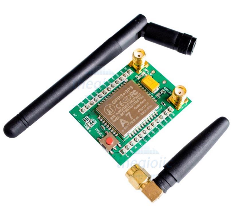 A7 GSM GPRS GPS Module V1