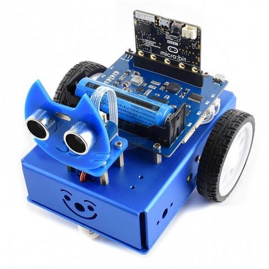 Bộ Kit Robot KitiBot 2WD For Micro:Bit