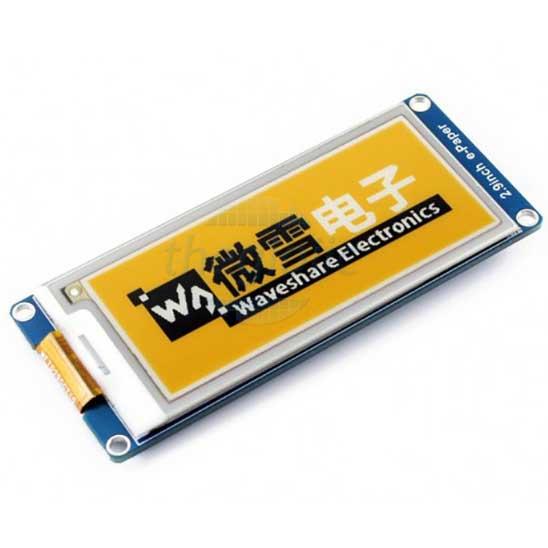 LCD 2.9inch E-Ink Vàng Đen Trắng