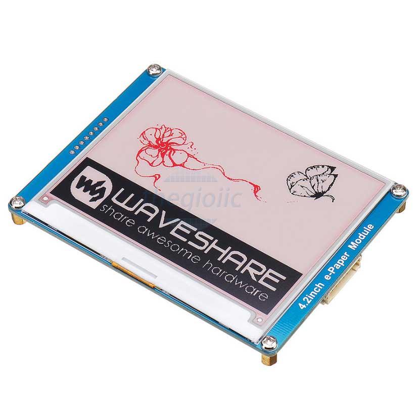 Module LCD 4.2inch E-Ink Đỏ Đen Trắng