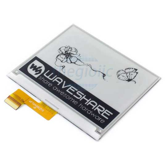 LCD 4.2inch E-Ink Đen Trắng