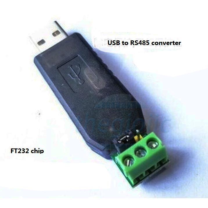 Bộ Chuyển Đổi USB To RS485 Nâng Cấp