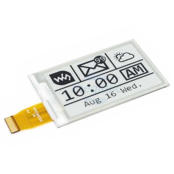 LCD 2.7inch 264x176 E-Ink Đen Trắng