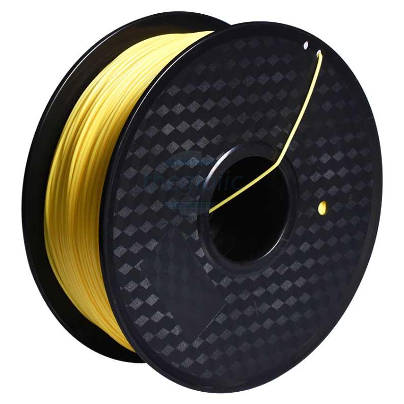 Cuộn Nhựa In 3D PLA 1.75 1KG Vàng