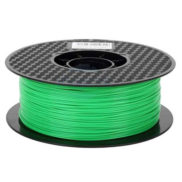 Cuộn Nhựa In 3D PLA 1.75 1KG Xanh Lá