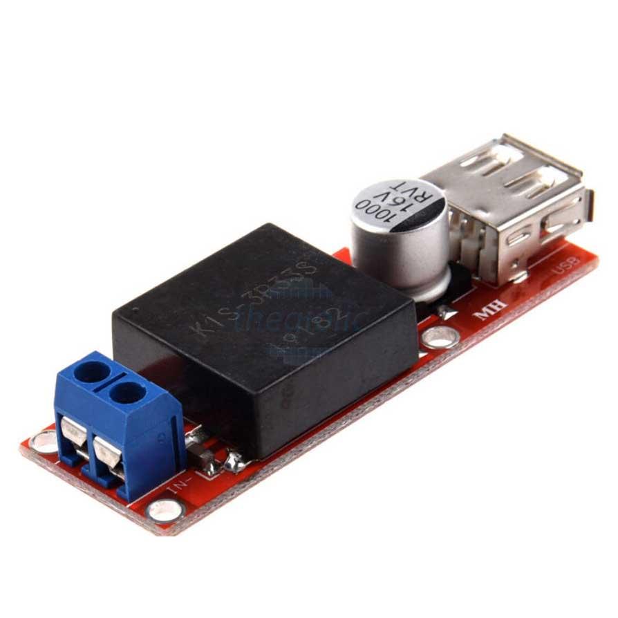 KIS-3R33S Mạch Ổn Áp 5V 3A Đầu USB