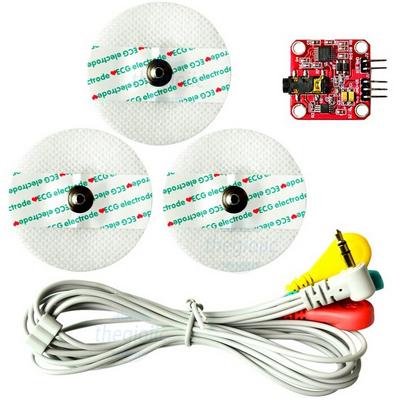 EMG A10-09 Mạch Cảm Biến Cơ Bắp