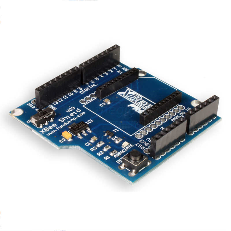Arduino Uno Xbee Shield