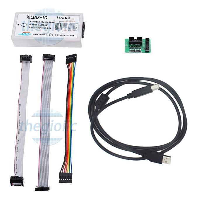 Xilinx Platform Cable USB Mạch Nạp JTAG