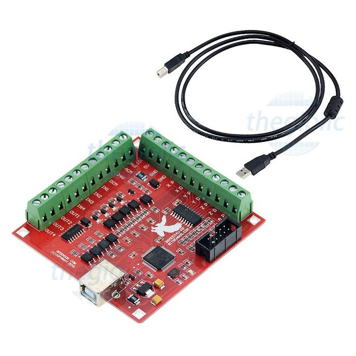 Mạch CNC BOB MACH3 USB