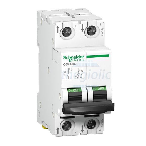 A9N61539 MCB 2P 63A 500VDC
