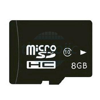 Thẻ nhớ Micro SDHC 8GB Class 10